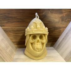 Medieval Warrior Skull