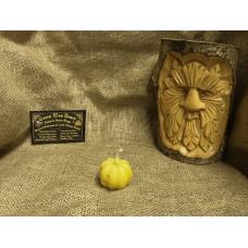Little Pumpkin Beeswax Candle
