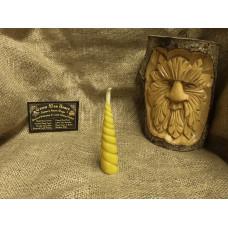 Unicorn Beeswax Candle