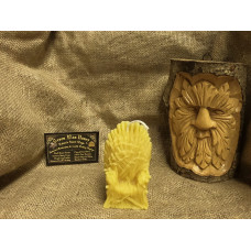 Throne Beeswax Candle