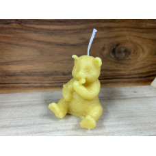 Little Panda Beeswax Candle
