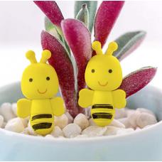 Cute Mini Bee Eraser
