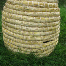 Adopt TWO Traditional Bee Skeps for one year