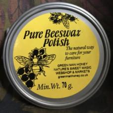 Food-Grade Beeswax Furniture Polish